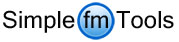 simple fm tools logo